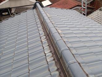 瓦風金属屋根
