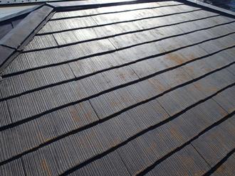 屋根材の状態
