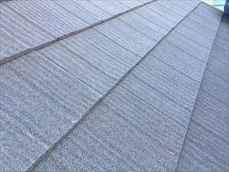エコグラーニ,屋根カバー工法