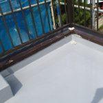 陸屋根の防水工事