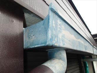 雨樋設置工事