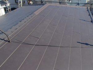 横暖ルーフきわみで屋根葺き替え工事