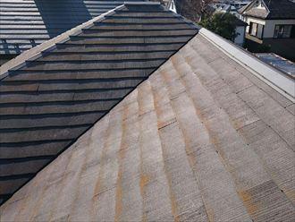 屋根カバー,施工前