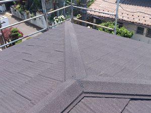 ディーズルーフィングで屋根カバー工法