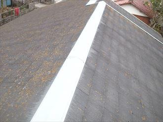 富津市 業者に指摘された劣化を横暖ルーフでの屋根カバー工法で解決!、施工前写真