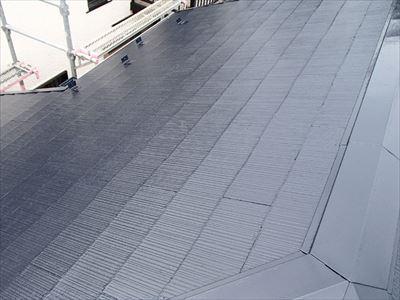 屋根外壁塗装,完了