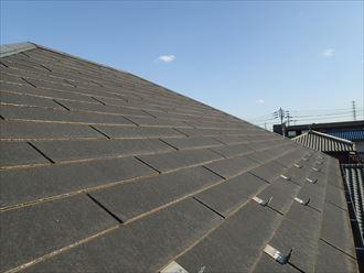 屋根塗装,点検前