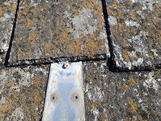 屋根材錆び