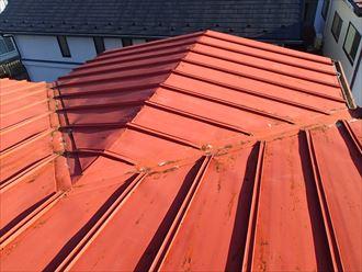 屋根葺き替え工事,点検