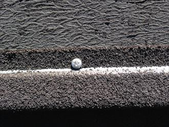 屋根材固定