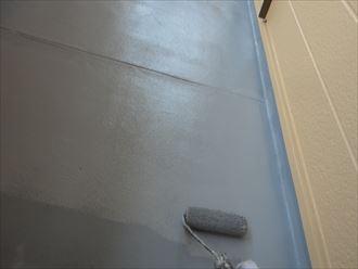 上塗り塗り床