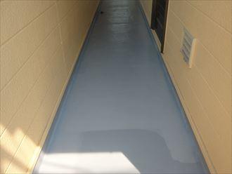 塗り床施工