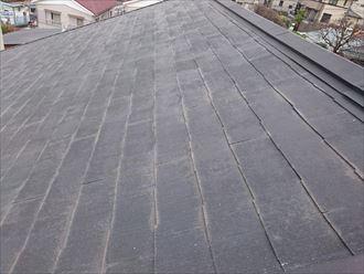 10年前に屋根塗装をした屋根