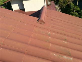 セキスイかわらU,屋根葺き替え施工前