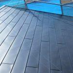 スーパーヒランビーによる屋根カバー工法