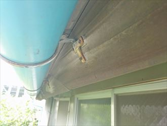 軒樋吊り金具