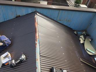 金属屋根カバー