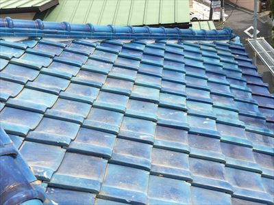 屋根葺き直し工事,漆喰補修工事,棟取り直し工事
