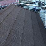 エコグラーニで屋根カバー工法