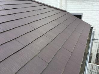 江戸川区 雪止め金具を取り付ける屋根