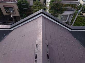 既存パミール屋根