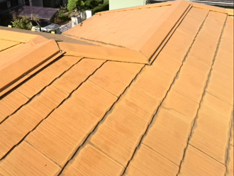 川崎市宮前区 スレート屋根のカバー工法