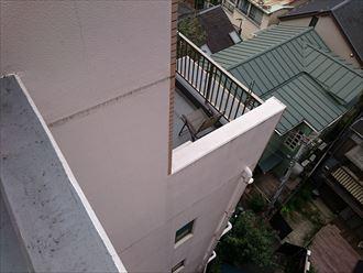 マンション外壁