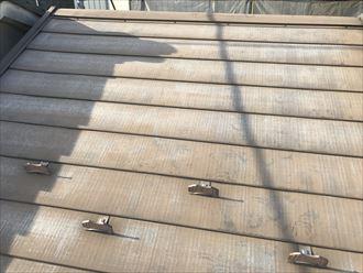 江戸川区金属屋根への塗装