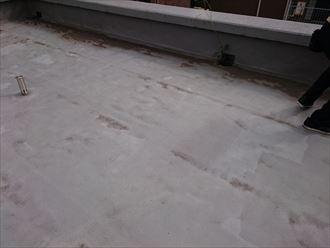 屋上防水,施工前