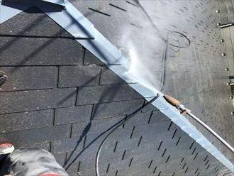 葛飾区屋根装,目地打ち替え