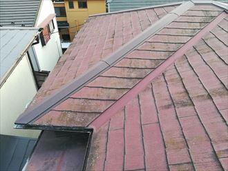 屋根塗装点検