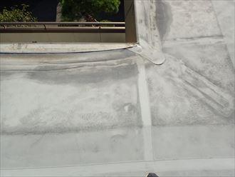 袖ケ浦市 防水の剥離
