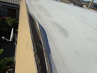 木更津市 防水の捲れ