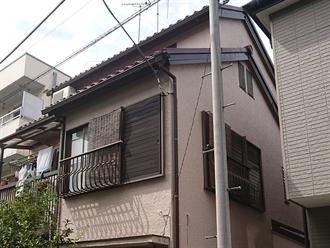 江戸川区の屋根点検