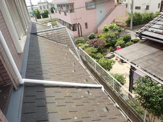 屋根材は化粧スレート
