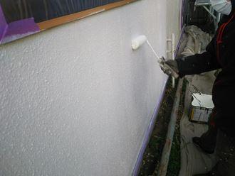 1回目外壁塗装