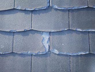 屋根材として成立しないパミール