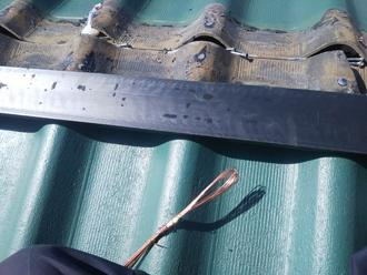 合成樹脂の貫板