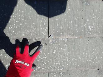 雹が降ったように穴の開いたパミール