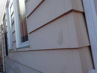 サイデイング外壁の様子