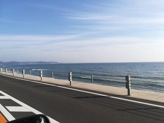 海近という絶好のロケーション