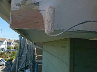 塗装で防水性を確保