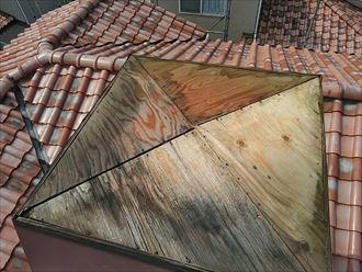 下地木材の腐食