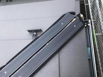 貫板の設置