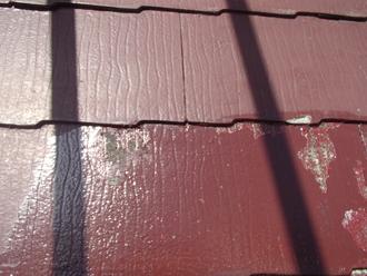 下地塗料を塗る