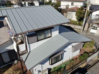 木更津市 屋根葺き替え工事