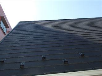確認しにくい勾配屋根