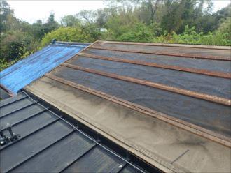木更津市 屋根葺き替え工事の着工