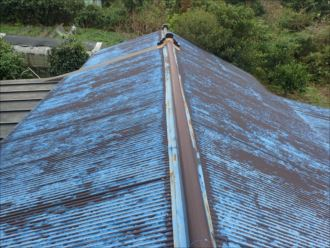 木更津市 屋根の状況