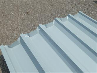 佐倉市 屋根材の加工